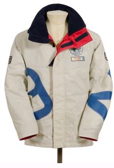 Recycled Sailcloth Jacket