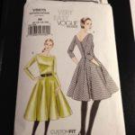 Vogue sewing pattern