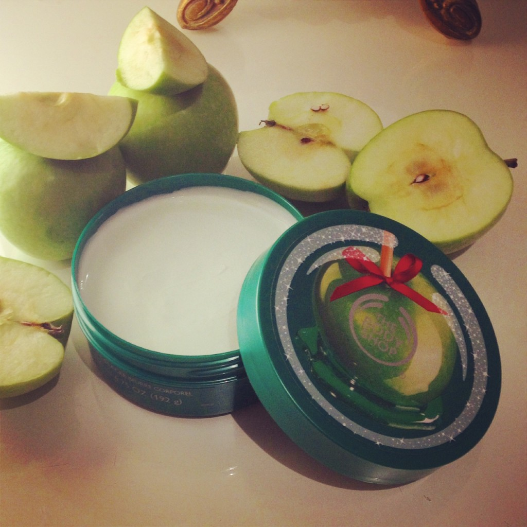 Glazed Apple Body Butter