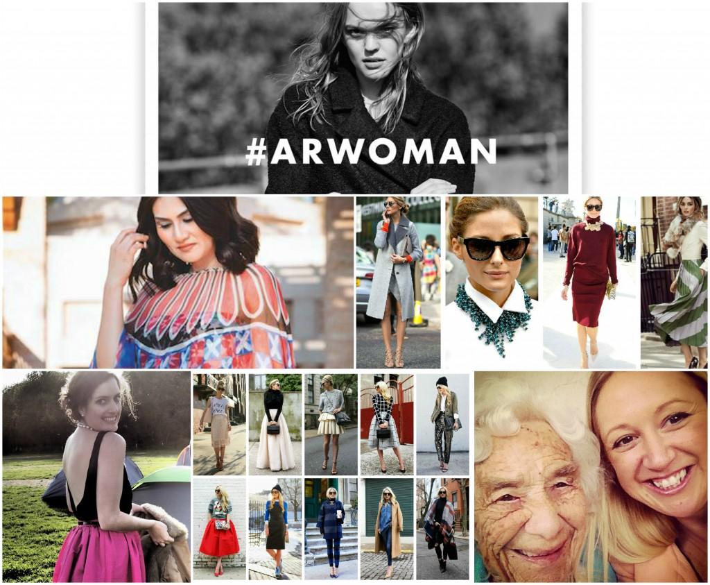 #ARWoman