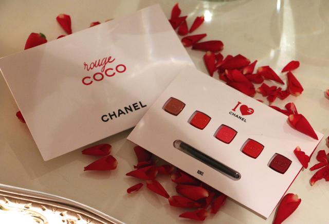 I heart Chanel