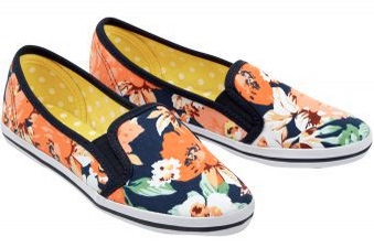 Sassy Slip On Deck Pumps