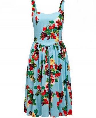 Vintage Kitchen Dress