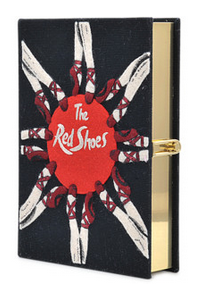 Olympia Le Tan The Red Shoes Book Clutch