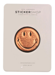 Anya Hindmarch Smiley Sticker
