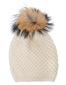 Inverni Long Wool Cashmere Hat