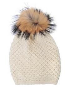 Inverni Long Wool Cashmere Hat