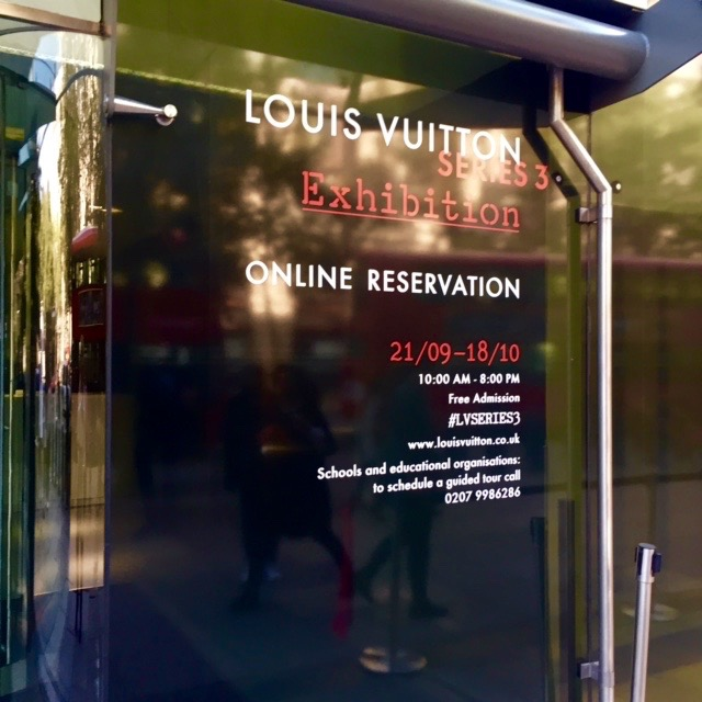 LV Series 3 Entrance