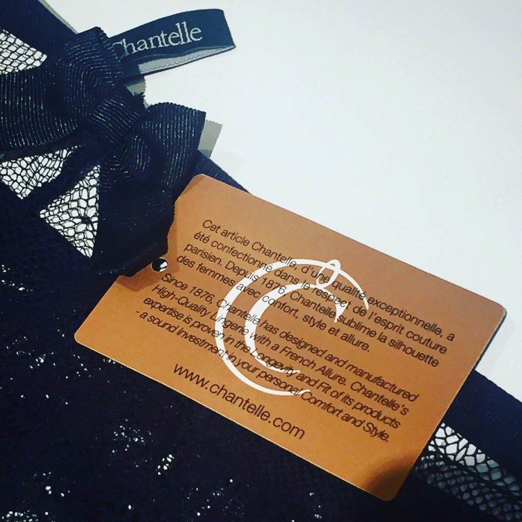 Chantelle label