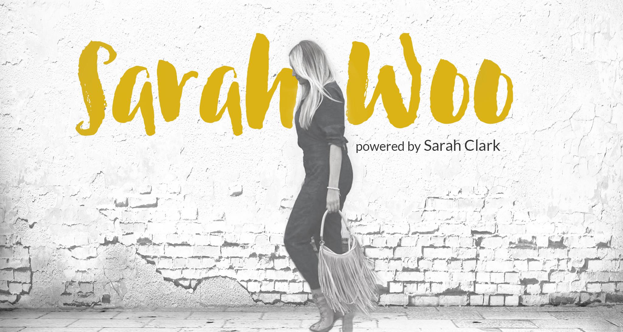 Sarah Woo.